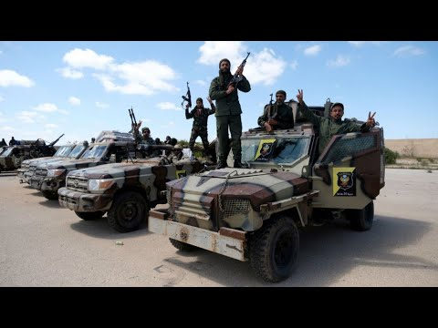 Haftar's forces continue push into Tripoli as Libya crisis escalates