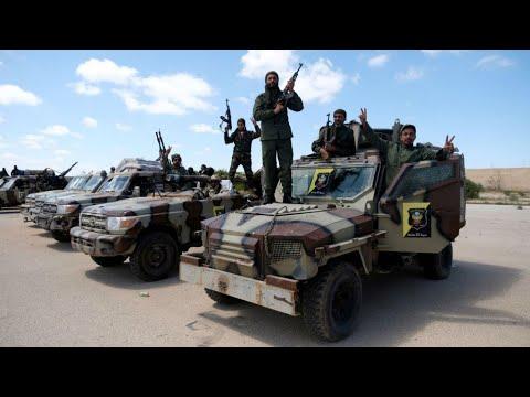 Haftar's forces continue push into Tripoli as Libya crisis escalates
