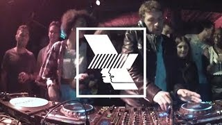Phillipe Zdar (Cassius) Boiler Room DJ Set at Warehouse Project