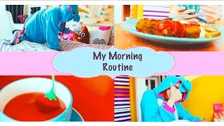 My Morning Routine |2016|