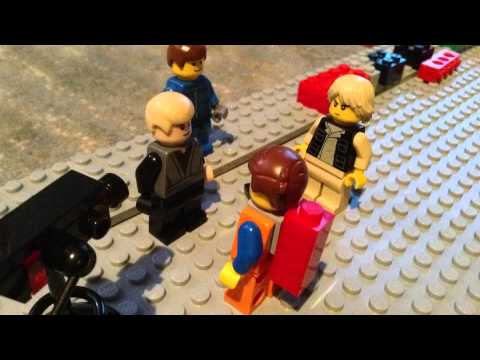 The lego movie bloopers