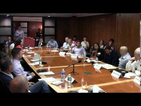 The On-Demand Economy: Investor and Entrepreneur Roundtable (Part 4 of 4) - Round Table