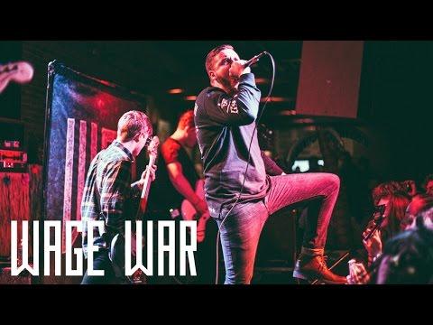 Wage War - Blueprints (Live Video)