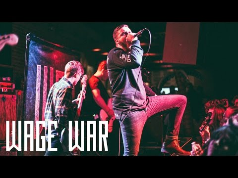 Wage War - Blueprints (Live Video)