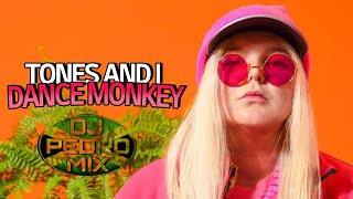 Download Tones And I - Dance Monkey (Reggae Remix) DJ PEDRO MIX