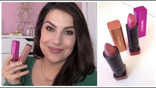 CoverGirl Colorlicious Lipstick Review Thumbnail