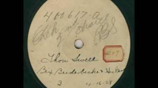 The unheard and unseen Bix Beiderbecke - Thou Swell UNISSUED