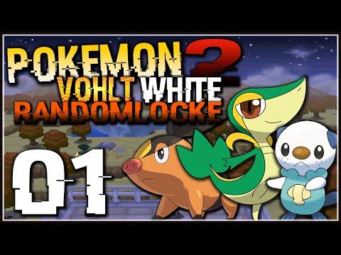 #01 Pokémon Vohlt White 2 - Nuzlocke Randomizer : Nouvelle Aventure !!!