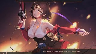 Nightcore   Black Sky