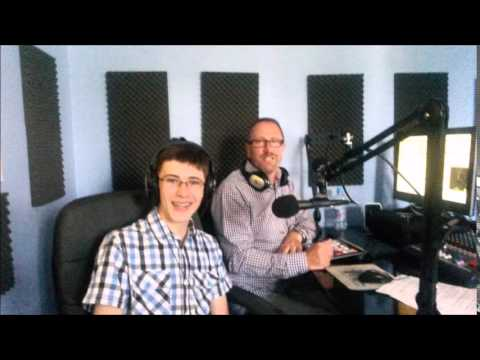 Dan & Mike Parker, Maghull Radio, The Studio School Advert
