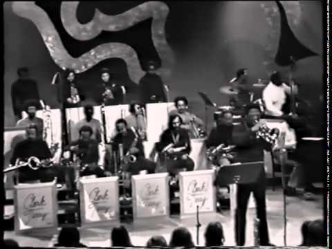 Clark Terry's Big BAD band