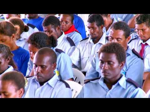 Love care Serve - Solomon Islands Adventist Youth Theme Song 2010