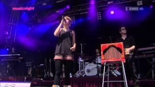 Zaz -- Live at Gurtenfestival 2013(Jul 21 Gurten Festival Berne, Switzerland., 2014-07-03T00:03:08.000Z)