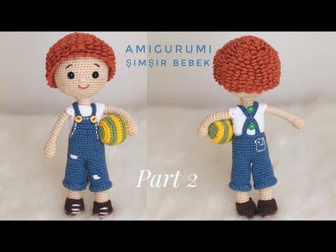 Amigurumi Yüz Şekillendirme-2 ( Amigurumi Face Shaping PART 2 ... | 360x480