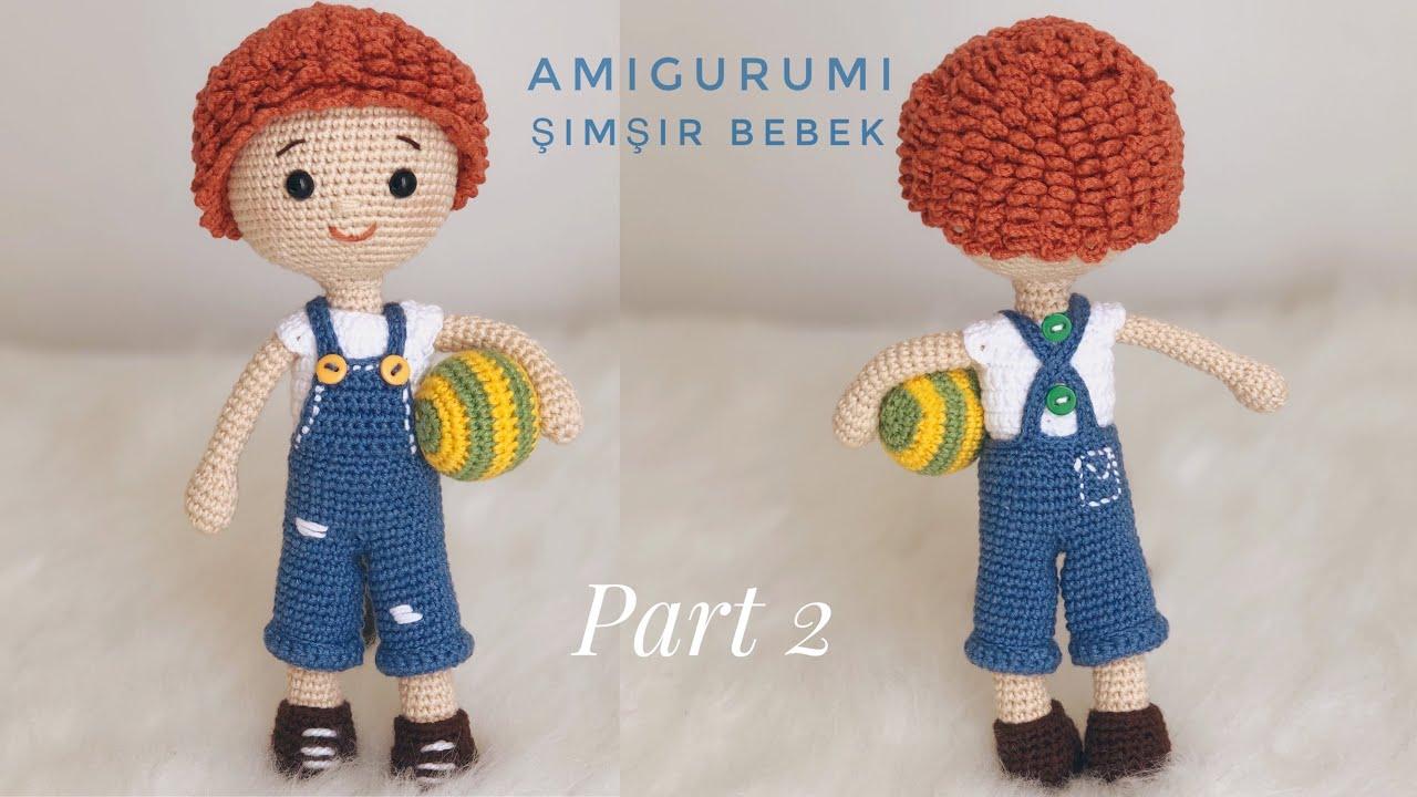 Free Pattern Nice Amigurumi Doll | 720x1280