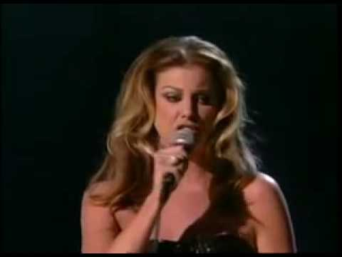 Tim Mcgraw/Faith Hill - Like We Never Loved At All (ACM Awards)