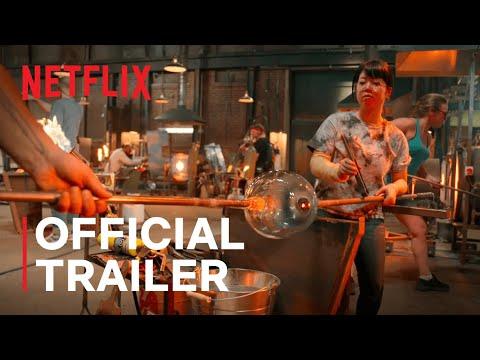 Blown Away | Official Trailer | Netflix