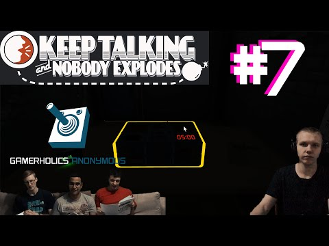Withholding Vital Information || Keep Talking and Nobody Explodes || Episode 7