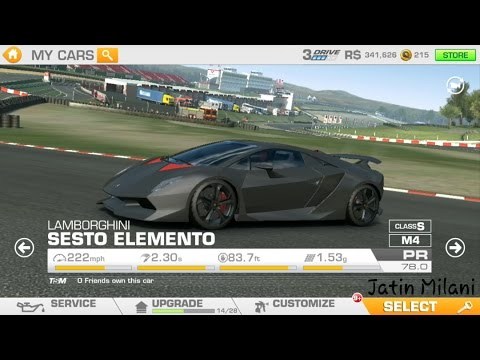 Real Racing 3 Car SERVICE HACK - service for FREE and INSTANTLY NO GOLD COINS!!! NO MONEY !!!!