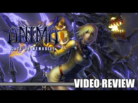 Review: Anima - Gate of Memories (PlayStation 4, Xbox One & Steam) - Defunct Games