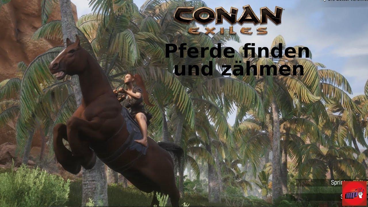 Conan Exiles Kohle Finden