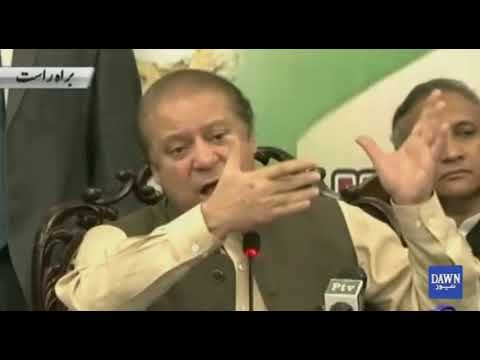 Nawaz Sharif address in Karachi