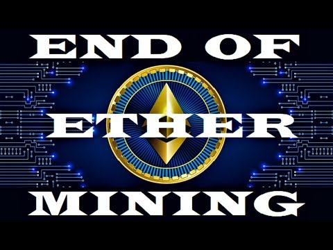 End Of Ethereum Mining