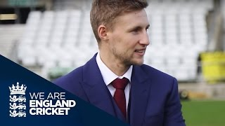 Inside Joe Root's first day as England captain