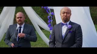 Tae + Raquel: Wedding Film at The Fairfax Hunt Club in Reston, VA.