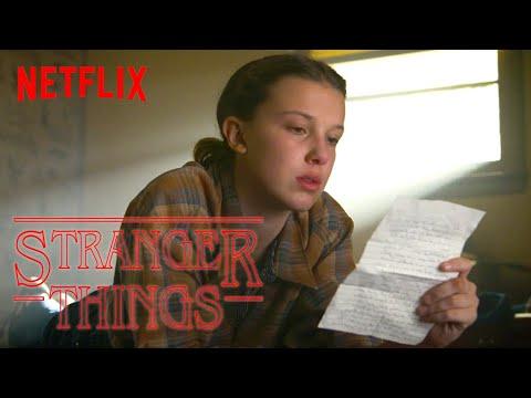 The Full Hopper's Letter Scene | Stranger Things S3