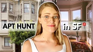 APARTMENT HUNTING in san francisco!