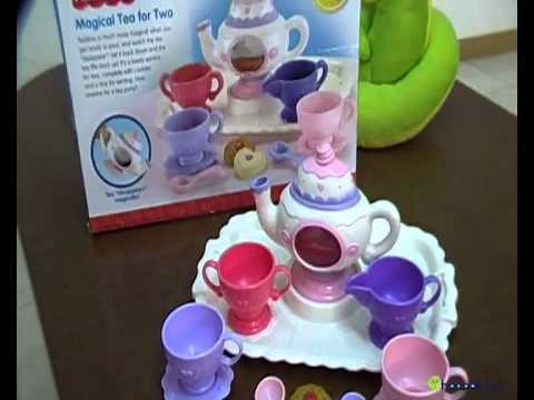 fisher price the magical tea for two set