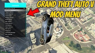 How to Get a GTA 5 Mod Menu On PS4 PlayStation 4 Jailbreak