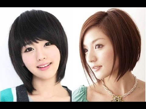 Best Asian Short Hairstyles for Women