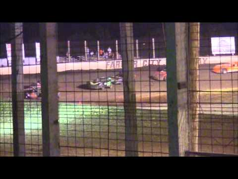 Farmer City Raceway Sportsman Feature 7-22-11