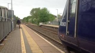 43063 fgw intercity into Worle