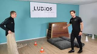 De Ludios zaklooprace!! WIE WINT ER?