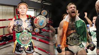 Conor McGregor vs Muay Thai Legend Saenchai?