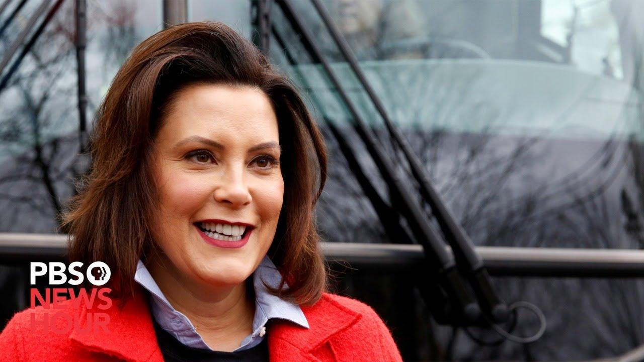 WATCH LIVE: Michigan Governor Gretchen Whitmer gives coronavirus update -- May 1, 2020