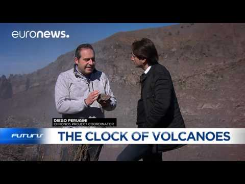 The geological clock of volcanoes  - Futuris
