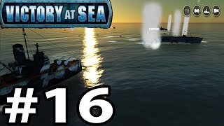 Let`s Play Victory At Sea Pacific Campaign Gameplay Part 16