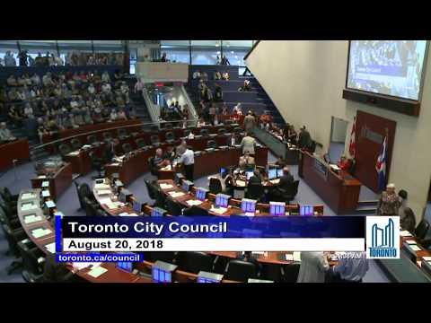 City Council - August 20, 2018 - Part 1 of 2