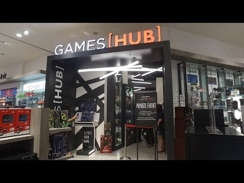 Harvey Norman's first Gaming Hub in the world launches in Singapore!