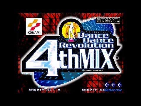 "Japan's AC Ver. ""DDR 4thMIX"""