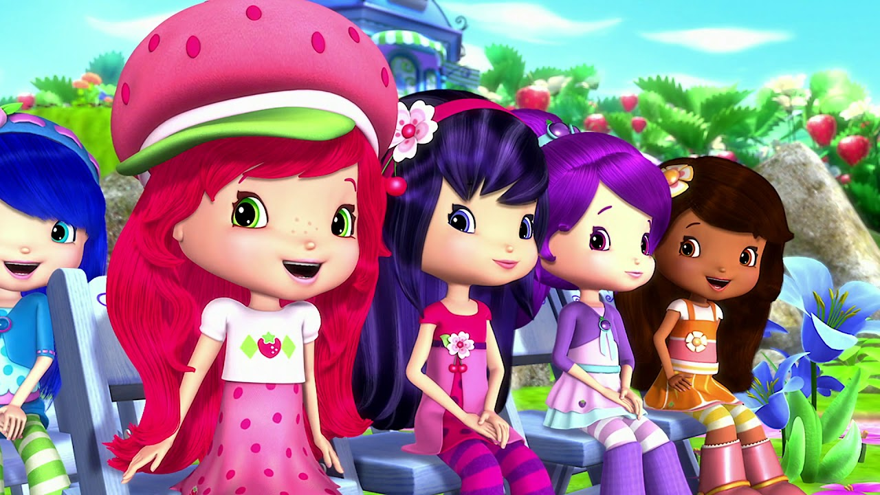 Strawberry Shortcake COMPILATIONS 🍓Berry Bitty Adventures 🍓 - YouTube
