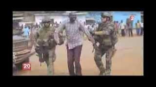 Centrafrique: Bangui, desarmement des milices