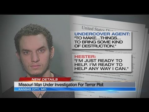ISIS supporter charged after plotting terror attack against Kansas City