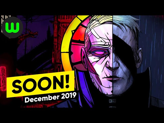 15 Upcoming Games of December 2019 (PC, PS4, Switch, XB1) | whatoplay