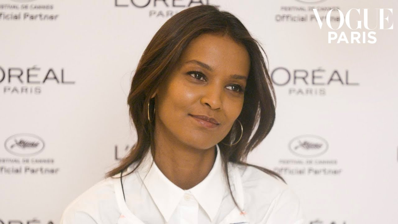 Which singer would Liya Kebede like to play in a movie? | Popcorn Interview | Vogue Paris