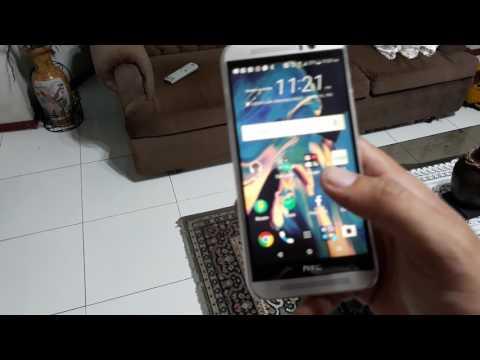 HTC One M9 nougat 7.0